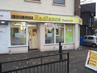 Sun bed and beauty salon shop Forsale Billingham