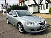 MAZDA 6 TS SPORT AUTOMATIC 2005 NOT vw golf polo corsa or Mazda 3
