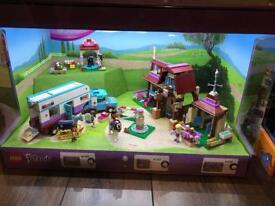 Lego friends display units