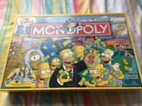 FREE Monopoly Board Game (The Simpsons Edition)
