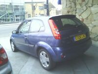 FORD FIESTA 1.2 LONG MOT PX WELCOME