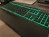 Razer Death adder Elite mouse & Razer Ornata Chroma gaming keyboard and mouse