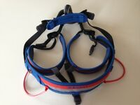 Child's climbing harness, Mammut