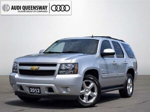 2012 Chevrolet Tahoe LT 4x4, Winter Package, 8 Seater