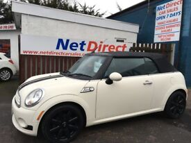 MINI Convertible 1.6 Cooper 2dr - £2650 Of Extras. Low Mileage.