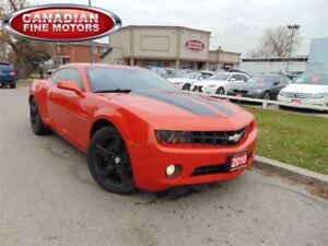 2010 Chevrolet Camaro LT-MANUAL