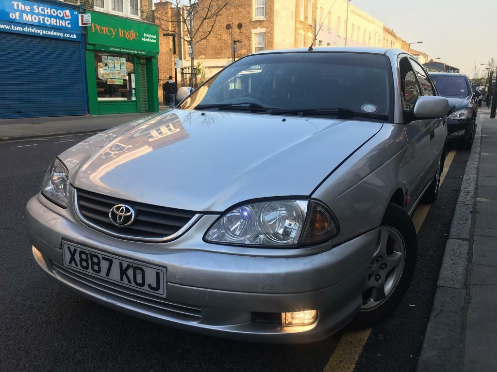 Toyota Avensis 2.0 D4D MANUAL SILVER RELIABLE CAR