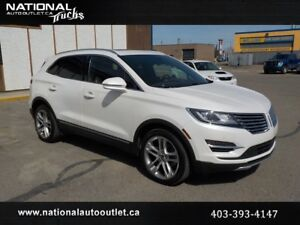 2015 Lincoln MKC Moon Roof Heated Cooled Leather Nav