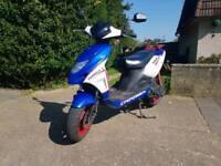 CPI 50cc 2013