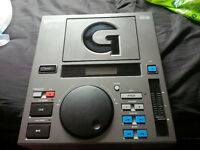 cd deck