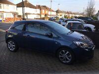 2015 Vauxhall Corsa 3 door 1. 4cc Ecoflex manufacturer warranty until Jan 2018. 21,278 miles