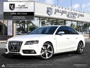 2011 Audi S4 3.0 NEW WHEELS AND TIRES | NEW CAR TRADE IN | AL...