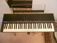 Yamaha YPR-8 piano keyboard