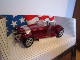 American muscle Plymouth Prowler 1;18 (diecast)