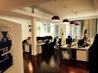 Awesome co-working Space for Startups & Creatives Available in Manchester's Northern Quarter