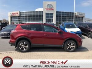 2018 Toyota RAV4 LE AWD - TOYOTA SAFETY SENSE - LOW KM