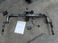 Flange Ball Vauxhall Zafira Towbar Complete With Plug-In Electric Kit And Module