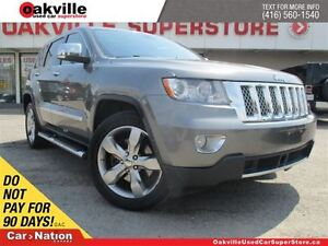 2011 Jeep Grand Cherokee Limited | ACCIDENT FREE|LEATHER|SUNROOF
