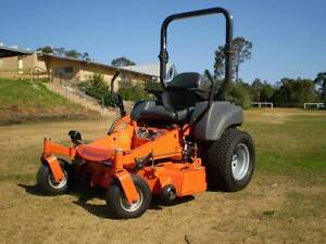 Commercial Husqvarna IZ4821 Super Duty Zero Turn Lawn Mower 24hp Eden Hill Bassendean Area Preview
