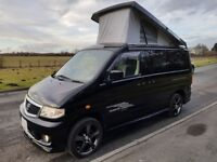 Mazda Bongo Campervan with pop up roof & kitchen, fully loaded & stunning!, NO DEPOSIT finance avail