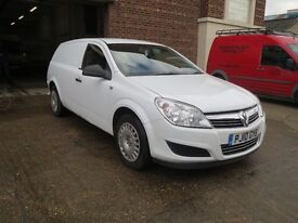 VAUXHALL ASTRA CLUB 1.7 DIESEL VAN 2010 EXCELLENT CONDITION
