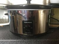 murphy richards 6.5L slow cooker