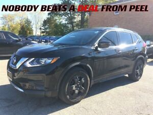 2017 Nissan Rogue SV**LOW KMS**HEAT SEATS**BACK-UP CAM**