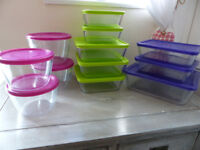 Pyrex Dishes - Various Sizes **SOLD**