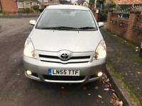 Toyota Corolla Verso D-4D T3, 2.0 Diesel, 7 seater Long Mot with full service history