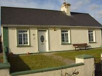 Holiday Cottage to Let in Foxforde, Co Mayo, Ireland