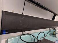 Sony HT-NT5 (+ optional SRS-HG1 wireless rear speakers)