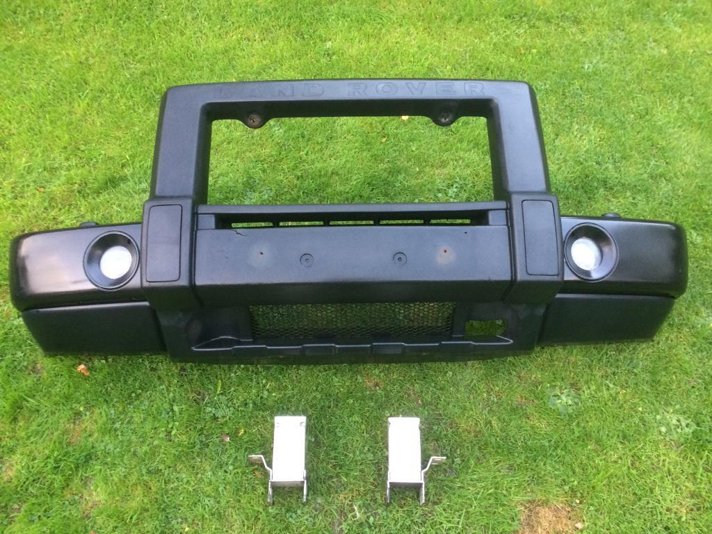 Land Rover Discovery 2 TD5 V8 Facelift Front Bumper And ...