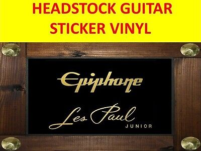 EPIPHONE LES PAUL JUNIOR GOLD STICKER PRODUCT ON SALE UNTIL END OF STOCK segunda mano  Calahorra