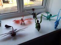 Dragons of Berg dragons