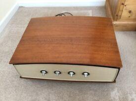 Vintage Pye Achoic Box