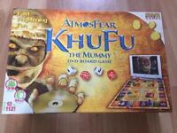AtmosFear KhuFu DVD Board Game