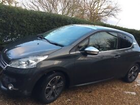 Peugeot 208 Allure with extras price reduced for quick sale