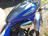 Gilera cougar 125cc