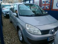 2004 renault scenic diesel seven seater