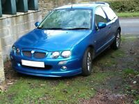 MG ZR 100% RELIABLE