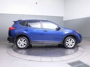 2014 Toyota RAV4 LIMITED AWD MAGS TOIT CUIR NAVIGATION West Island Greater Montréal image 4