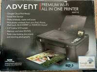 Advent Wifi All-In-One Printer/Scanner