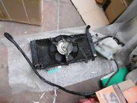 ST 1100 radiator