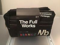 Scaramouche + Fandango The full works set.