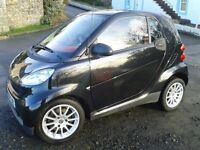 Smart ForTwo Passion MHD Auto. 2009 petrol model, 52000 miles. Full MOT + Service History