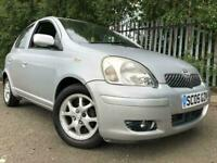 Toyota Yaris 1.2 Petrol Year Mot Only 30k Miles Full Service History Cheap To Run And Insure !