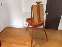 Reeves box easel