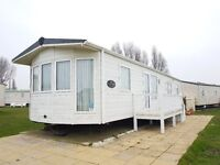 Luxury static caravan for sale on Mersea Island, Essex