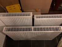 Stelrad radiators x3 K2