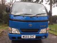TOYOTA DYNA TIPPER 2003-VERY GOOD CONDITION